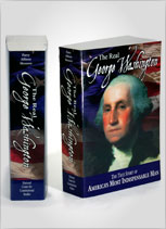 The Real George Washington book